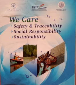 """The words """"Sustainability"""" and """"Traceability"""" Were Everywhere at SENA14"""