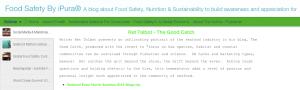 The Food Safety Blog/iPura