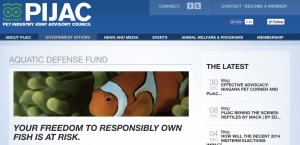 PIJAC has revised its Aquatic Defense Fund webpage to remove misinformation.